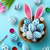 Easter accessories