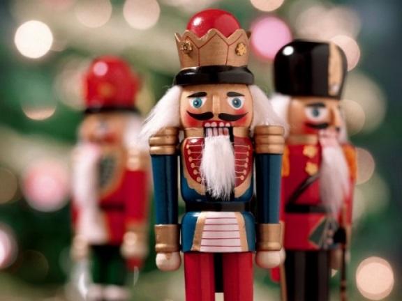 Χριστουγεννιάτικοι  καρυοθραύστες