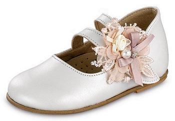 Βαπτιστικά παπουτσάκια για κορίτσια