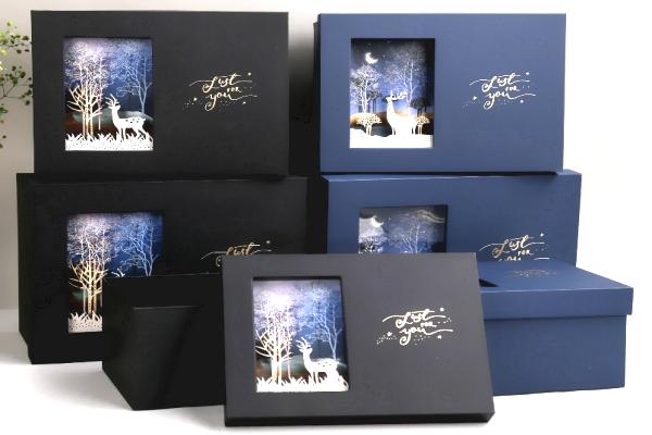 Χριστουγεννιάτικα Κουτιά Δώρου