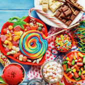 candies And Confectionery