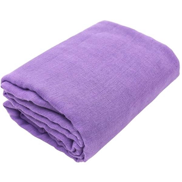 Lilac Gauze Fabric Bolt