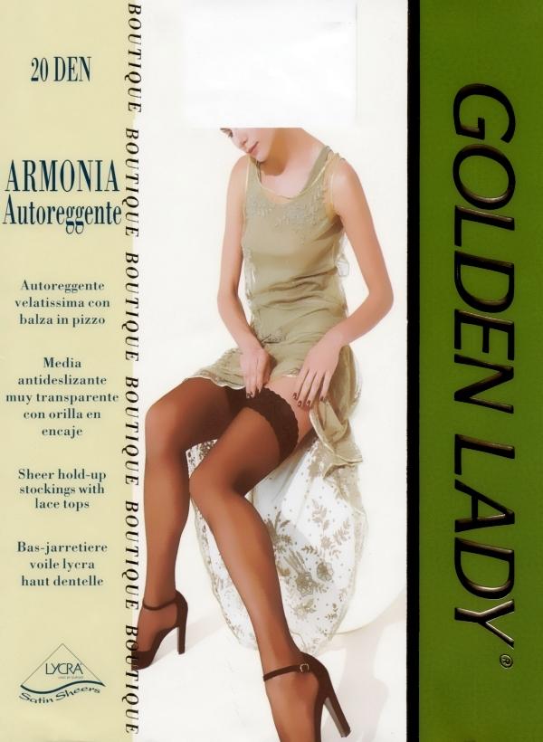Golden Lady Armonia καλτσοδέτα με δαντέλα 20 DEN
