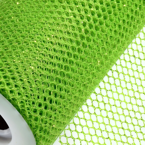 Light Green Honeycomb Net On Roll 60cm x 9m