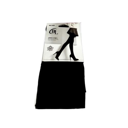 Γυναικείο καλσόν μαύρο 280 Den
