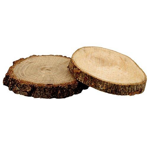Wooden chips 7 - 9 cm set of 10 pcs