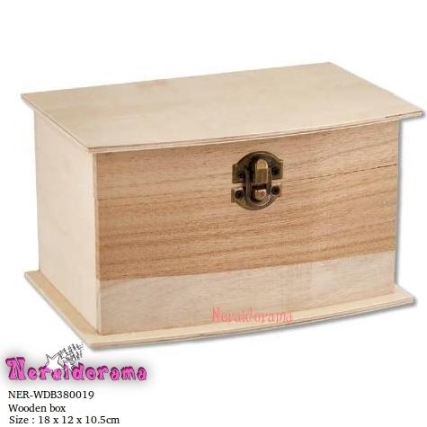 Ξύλινο κουτί 18 x 12 x 10.5εκ