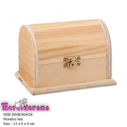 Ξύλινο κουτί  13 x 9 x 9 εκ