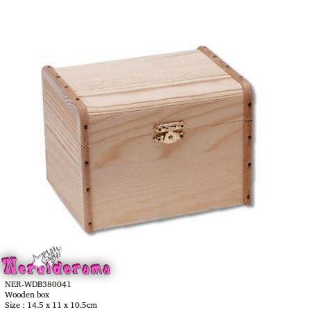 Ξύλινο κουτί  14.5 x 11 x 10.5εκ