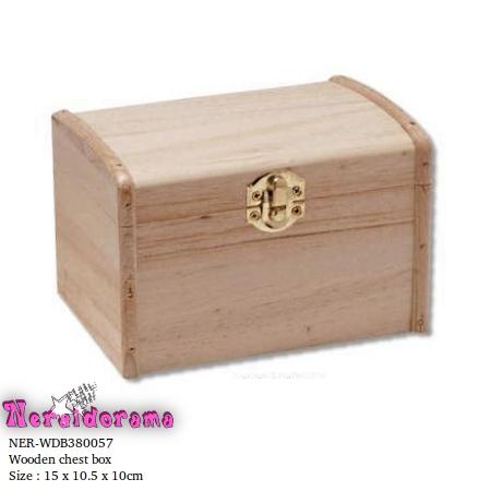 Ξύλινο κουτί 15 x 10.5 x 10εκ