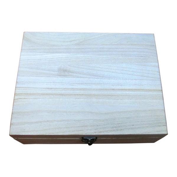 Ξύλινο κουτί 32 χ 25 χ 11εκ.