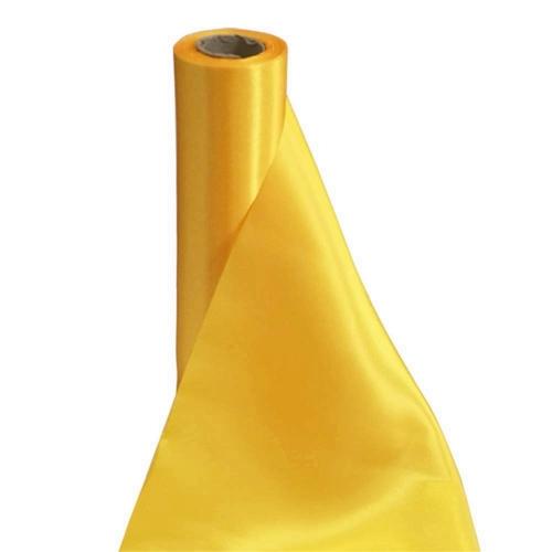 Σατέν Ταφτάς Υφασμα Κίτρινο