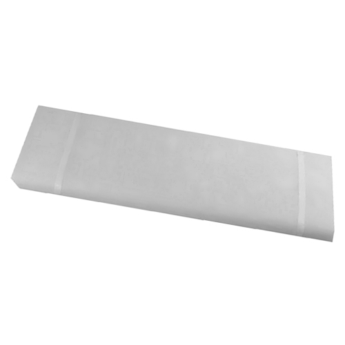 Tulle white bulk 180 cm x 50 meters