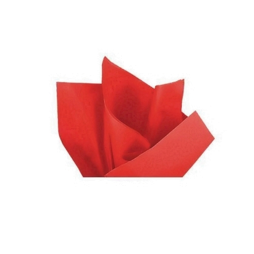 Red gift wrap tissue paper 50 x 70 cm