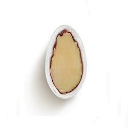 Κουφέτα αμυγδάλου κλασσικό χρώμα