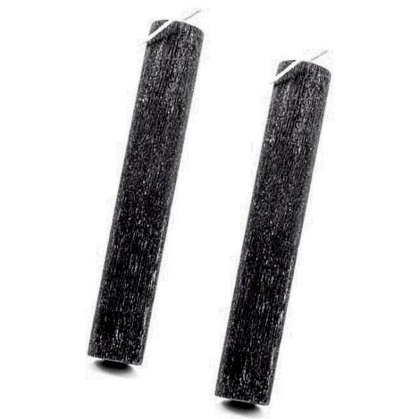 Πασχαλινή γίγας αρωματική λαμπάδα σκράτς μαύρη