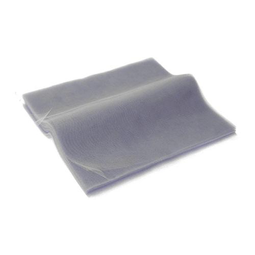 Gray Tulle Squares 45x50cm 100pcs