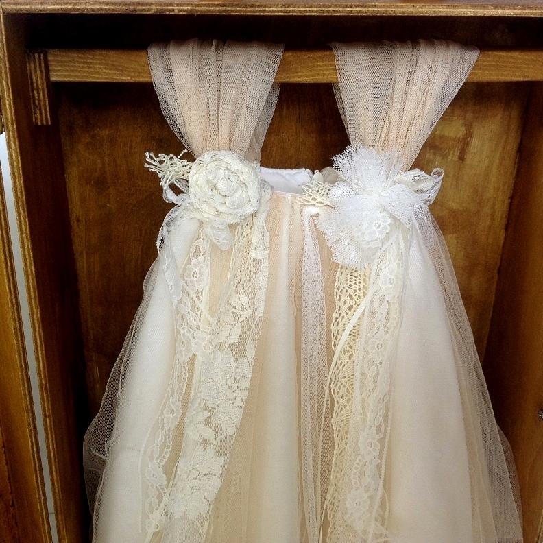 Βαπτιστικό φόρεμα  Alina