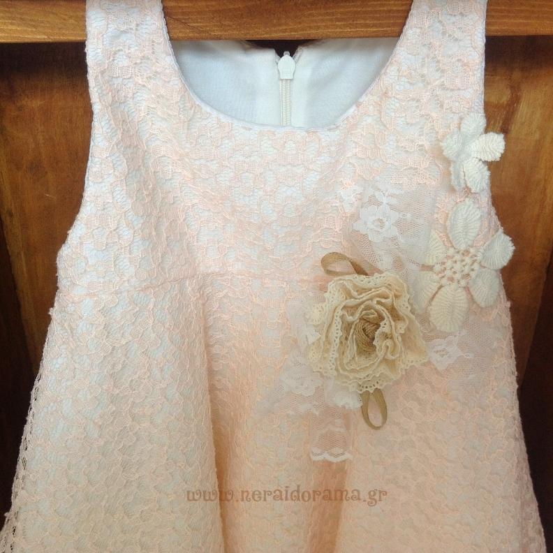 Βαπτιστικό φόρεμα  Alura