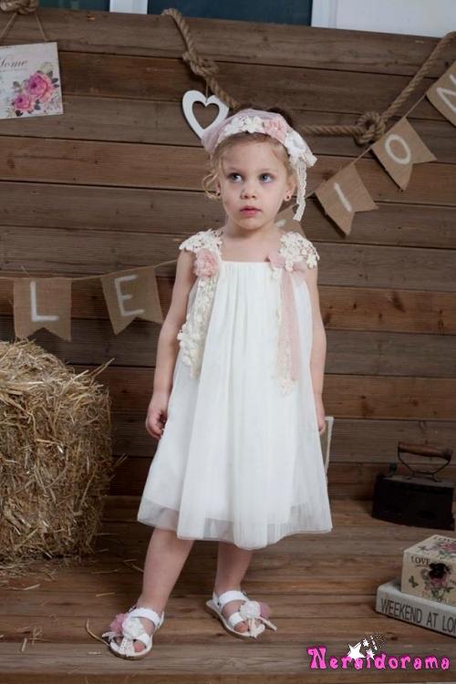 Φόρεμα βάπτισης για κορίτσι