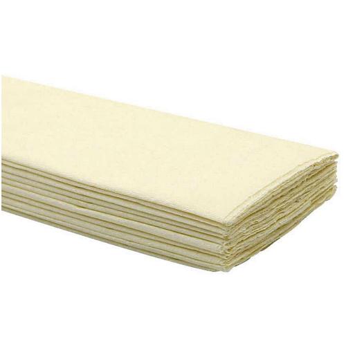 Ivory Crepe Paper 50 x 2m