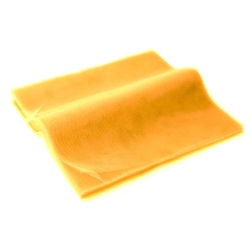 Τούλι Κίτρινο Κομμένο Τετράγωνο 60x60εκ. 100 τεμ