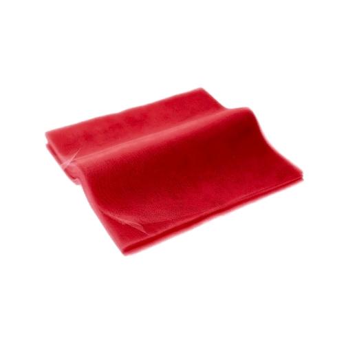 Τούλι Κόκκινο Κομμένο Τετράγωνο 36x36εκ. 100 τεμ