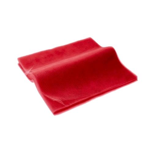 Τούλι Κόκκινο Κομμένο Τετράγωνο 45x45εκ. 100 τεμ