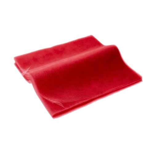 Τούλι Κομμένο Τετράγωνο Κόκκινο 45x50εκ. 100τεμ