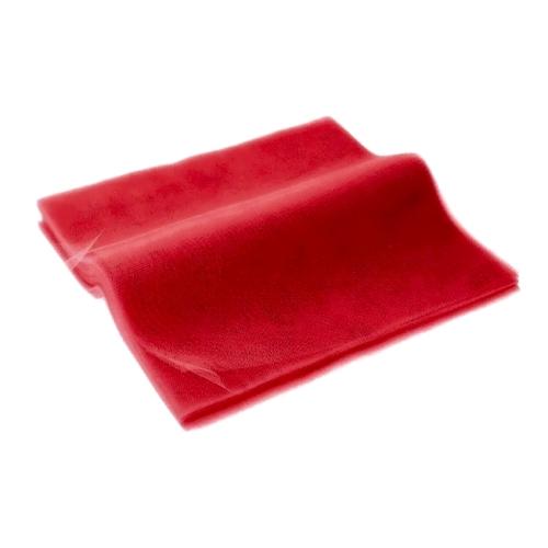 Τούλι Κομμένο Τετράγωνο Κόκκινο 50x60εκ. 100τεμ