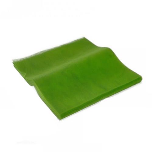 Τούλι Κομμένο Τετράγωνο Λαχανί 45x50εκ. 100τεμ