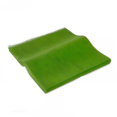 Τούλι Κομμένο Τετράγωνο Λαχανί 50x60εκ. 100τεμ