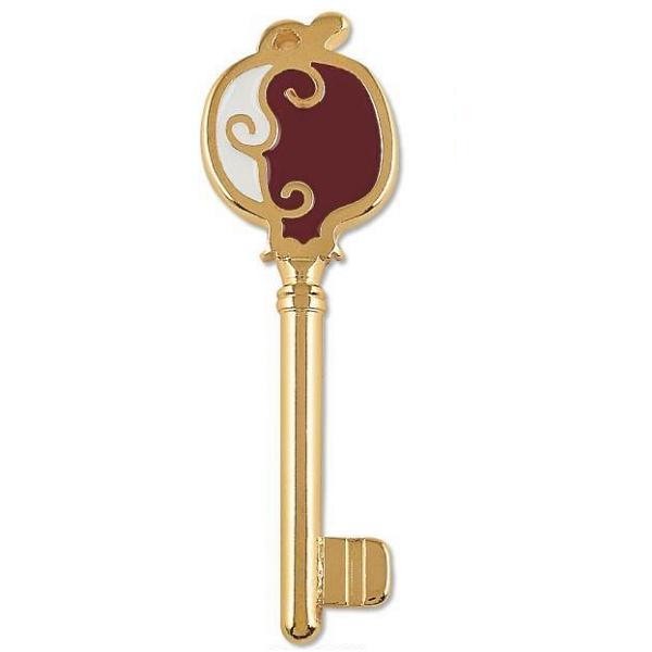 Μεταλλικό κλειδί γούρι