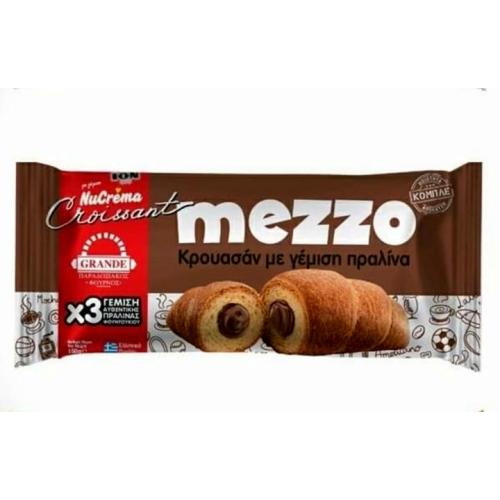 Mezzo Croissant With Chocolate 150gr