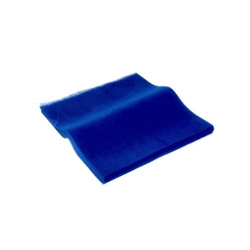Μπλέ Ρουά Τούλι Κομμένο Τετράγωνο 30x30εκ. 100 τεμ