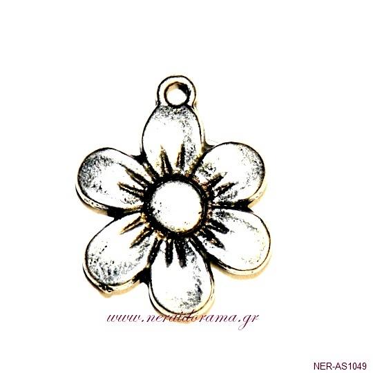 Μεταλλικό λουλούδι