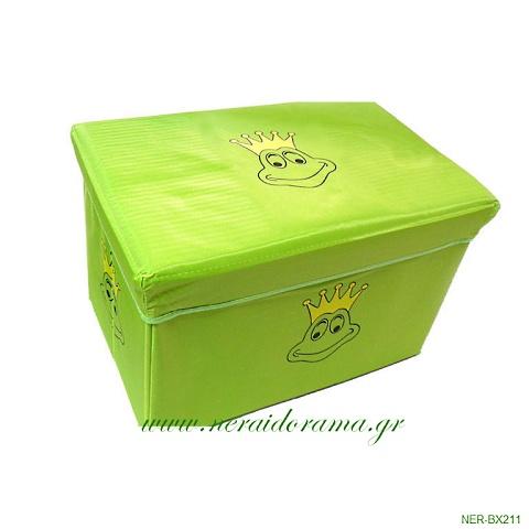 Κουτί βάπτισης-Πρίγκιπας βάτραχος