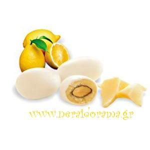 Κουφέτα  Snob με γεύση λεμόνι
