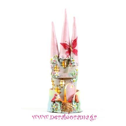 Κεραμικό κάστρο