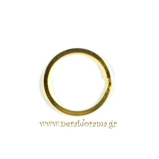 Μεταλλικός κρίκος-Χρυσό