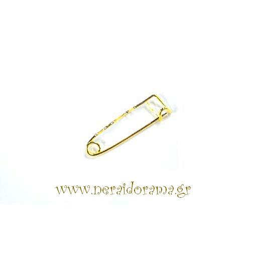 Μεταλλική παραμάνα-Χρυσό