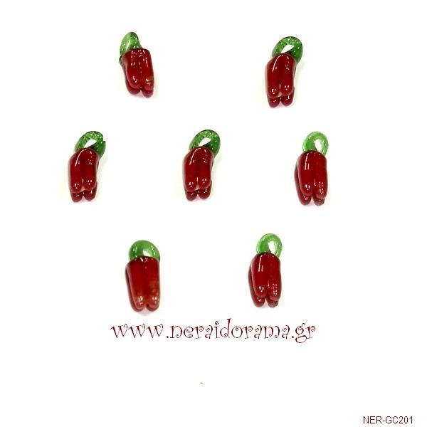 Γυάλινη πιπεριά