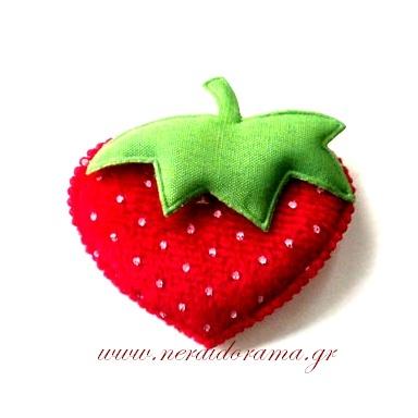 Μοτίφ φράουλα