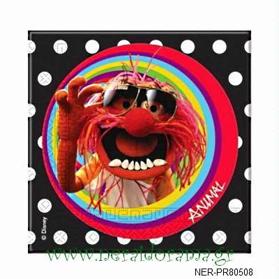 Χαρτοπετσέτες - The muppets