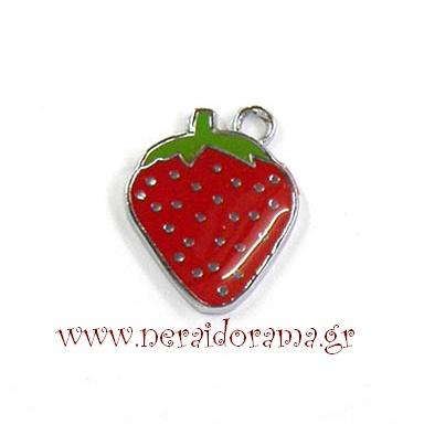 Μεταλλική φράουλα