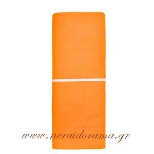 Τούλι 10μέτρο-Πορτοκαλί