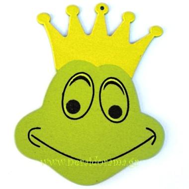 Ξύλινος πρίγκιπας βάτραχος
