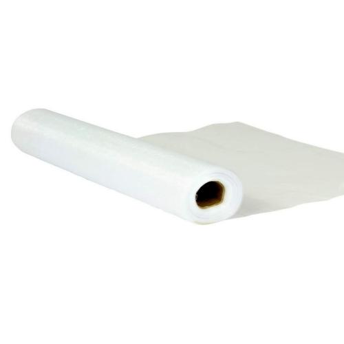 Οργάντζα ύφασμα τόπι Λευκό 150 εκ. x 50 μέτρα