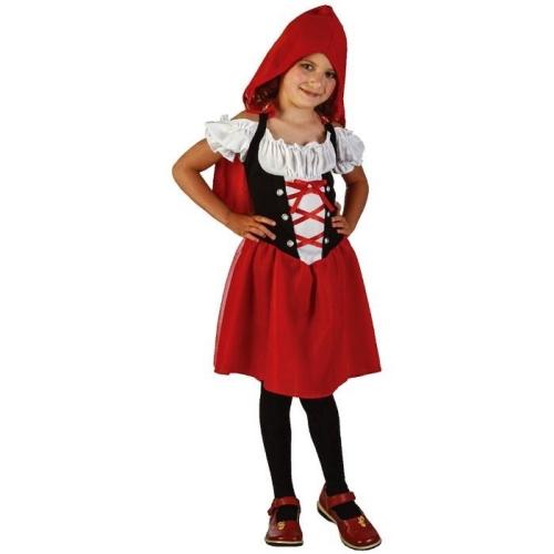 Παιδική στολή κοκκινοσκουφίτσα