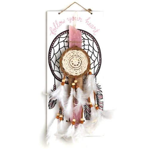 Easter Candle Dreamcatcher